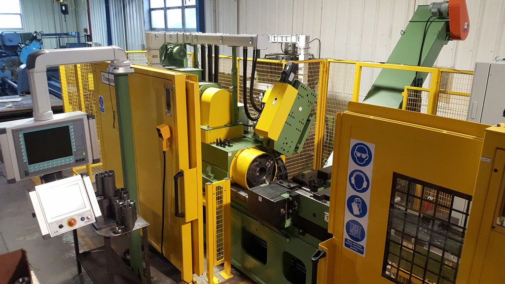 High Precision Friction Welder