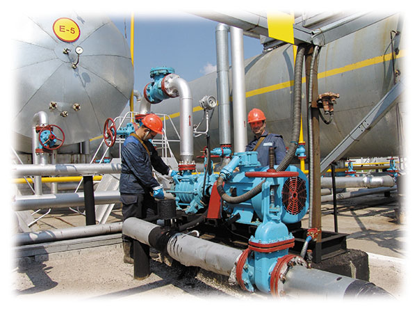 Chemical Pumps OEM in the Field