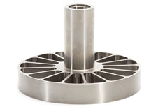 Food Grade Impeller Friction Welded
