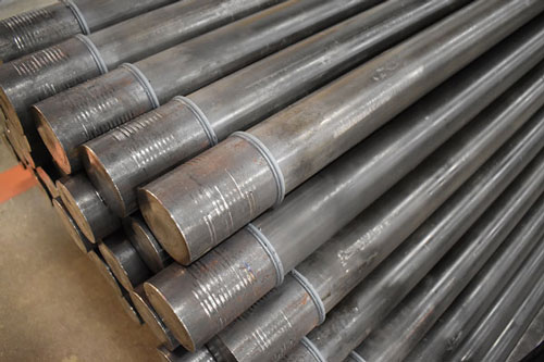 Friction Welded NWJ Drill Pipe