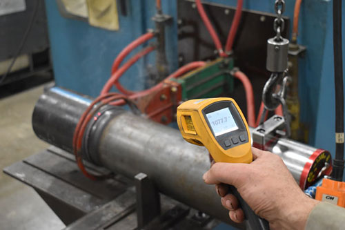 Heat Treating  With Heat Induction