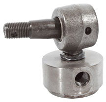 Ball joint showing part orientation