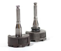 Shaft to casting friction welded