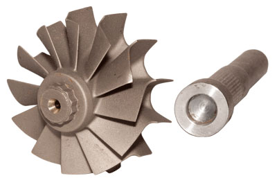 Turbo charger impeller